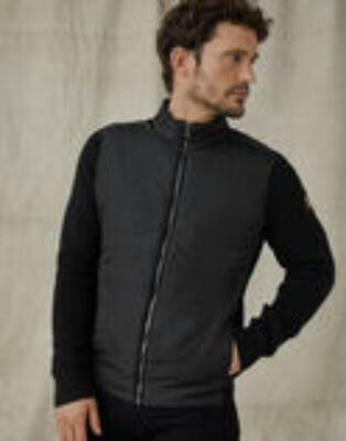 Belstaff Vest model Abbott